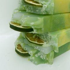 Sticky Lime Margarita Artisan Soap