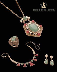 L'arancione e il verde di #BelleQueen