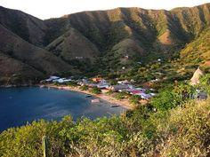 Playa Grande (Taganga) by zug55 on Flickr.