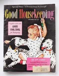 Good Housekeeping I Magazine I 1953 I $7.99 I Blog Shop I adirondackgirlatheart.com