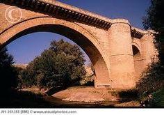 Puente de Hernan Ruiz II sobre el Rio Genil a su paso por Benamejí.
