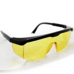 002faada5b Night Vision Brightening Goggles Dustproof Windproof Outdoor Yellow Lens  Goggles Working Goggles H201047  Affiliate