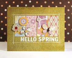 Card by starofmay, via Flickr