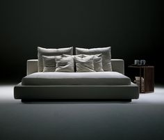 Double beds | Beds and bedroom furniture | Groundpiece | Flexform ... Check it out on Architonic