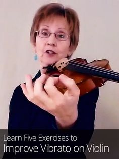 5 Exercises to Improve Vibrato on Violin