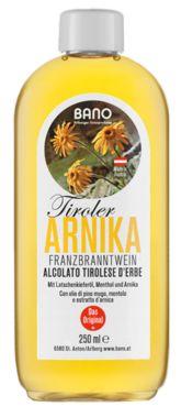 Tiroler Arnika Franzbranntwein Einreibung Superfood, Vodka Bottle, Shampoo, Personal Care, Arnica Montana, Sore Muscles, Complete Nutrition, Athlete, Health