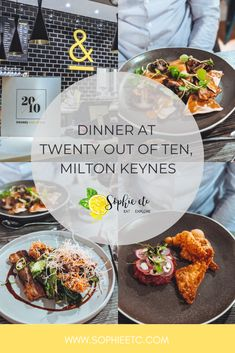 Twenty Out of Ten brings a casual fine dining experience to Milton Keynes. Milton Keynes, Fine Dining, The Twenties, Bring It On, About Me Blog, Posts, Dinner, Eat, Casual