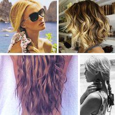 Smoking Hot Sultry Summer Hair Styles…   ...love Maegan