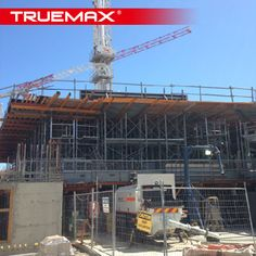 Truemax Concrete Pump& Concrete Placing Boom in Australia