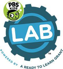 PBS KIDS Lab image: lots of games, activities, DIY crafts, etc