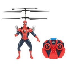 Marvel Spider-Man 2CH IR Helicopter
