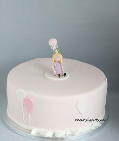 Marsispossu: Ilmapallokakku, Balloon cake