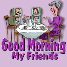 Are you searching for ideas for good morning funny?Check out the post right here for cool good morning funny ideas. These unique pictures will bring you joy. How To Have A Good Morning, Good Morning Ladies, Good Morning My Friend, Good Morning Funny, Good Morning World, Good Morning Sunshine, Good Morning Coffee, Good Morning Everyone, Good Morning Good Night