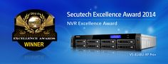 NVR Excellence Award