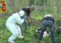 Informazione Contro!: Loris morto strangolato e poi gettato nel canalone...