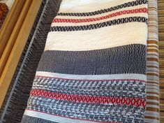 Woven blanket as, heavy, warm and durable that lasts more than a lifetime Width approx 88 inches Length approximately 100 inches Care instructions Machine wash and hang to dry. This blanket is woven with passion and attention to detail. Textiles, Rugs On Carpet, Carpets, Weaving, Quilts, Blanket, Knitting, Towel, Dish