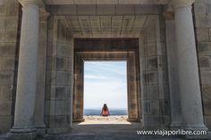 Visita al Valle de los Caídos en San Lorenzo de El Escorial