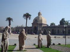 Cementerio General - Santiago, Chile