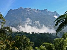 Mount Kinabalu - Top things to do in Malaysia