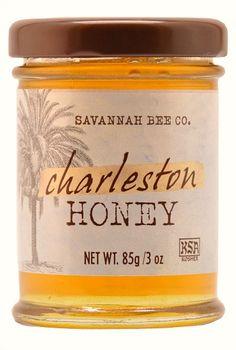 Charleston Honey from Savannah Bee Co. - great gift idea! Savannah Bee, Honey
