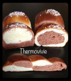 Brioche surprise au thermomix