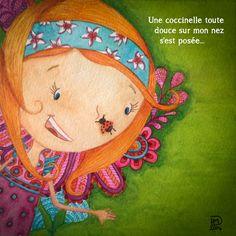 Illustration Jeunesse - Isabelle Monnerot-Dumaine - www.lespetitsbrins.com