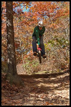 Extreme Unicycle Taylor Wright-Sanson by xeaza, via Flickr
