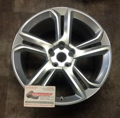 Lamborghini Gallardo LP550 LP560 aluminum OEM wheel rim 19 x 11 - $1,400.00 - $1400.00