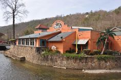 No Way Jose's Mexican Cantina in Gatlinburg - Such great food and a great location!