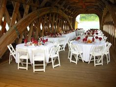4 wedding venues in ct where you can have a country themed wedding