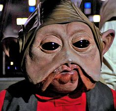 On the Star Wars side of things, Nien Nunb is definitely the most obscure character to make the list.