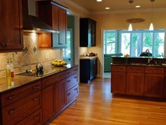 Get information on recycled kitchen cabinets, an environmentally and budget-friendly way to redesign your kitchen.