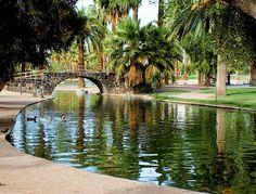 Encanto Park, Phoenix, AZ