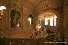 Grand Staircase of the Vladimir Palace today