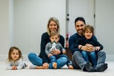 """Sara Haines, the mom of three kids under five—Caleb Joseph, one, Sandra Grace, three, and Alec Richard, four—and co-host of ABC's The View, had a very unique perspective on life before she even became a parent let alone being a parent during a pandemic. """"Before I had kids, I always said that being present in the moment was a goal in life,"""" says Haines, 43, who is married to Max Shifrin, an attorney. """"Now that I have kids, they're a presence and you hope you can be present. Then a pandemic…"""
