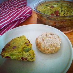 Cukkini fasírt Paleo, Guacamole, Savoury Pies, Mexican, Ethnic Recipes, Food, Savoury Tarts, Essen, Beach Wrap