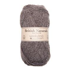 British Naturals - Mid Grey