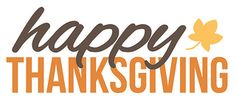 Paper Crafts & Scrapbooking November 2014 Simple Printables | Happy Thanksgiving free download