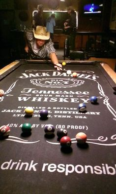 Captivating A Not So Standard Pool Table
