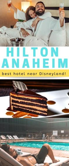 Perfect for families, couples, AND business travelers, the Hilton Anaheim is our TOP pick for hotels that are walking distance to Disneyland, California! Hotels Near Disneyland, Disneyland California, Southern California, Travel Usa, Travel Tips, Travel Destinations, Travel Guides, Disney Trips, Disney Travel
