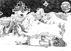 Cosmos - Federico Abuyé: Ilustración, comic, Illustration, design