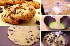 Comment faire de délicieux cookies au Micro-Ondes