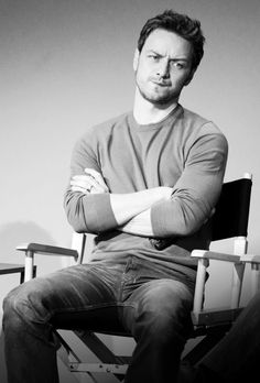 James McAvoy, yes please