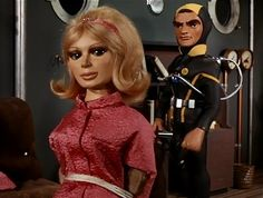 1960s Tv Shows, Thunderbirds Are Go, Fantastic Show, Fantasy Comics, Favorite Cartoon Character, Damsel In Distress, Kids Shows, Old Tv, Vintage Hairstyles