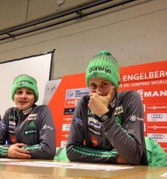 domen prevc peter prevc prevc prevc brothers ski ski jumping ski jumping family slovenia team sloski lovely im crying im so happy im so proud Ski Jumping, Ultimate Collection, Mans World, Slovenia, Jumpers, Skiing, Audi, Winter Hats, Ford