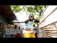 Mad Cobra - Dis Dem Anyweh (Official HQ Video) - YouTube