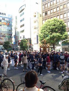 Shibuya Silver Week