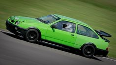 Ford Sierra RS Cosworth a affordable in the 90's special car in this time its very classic