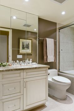 Residential Bathroom Remodel #JandLDesigns