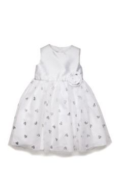 Marmellata  Glitter Heart Ballerina Dress Girls 4-6x